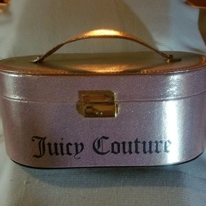 New  juicy couture travel case